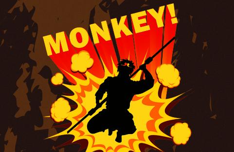 MONKEY! - 481 x 314