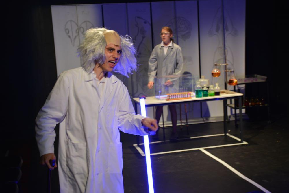 The Lab Rat 12