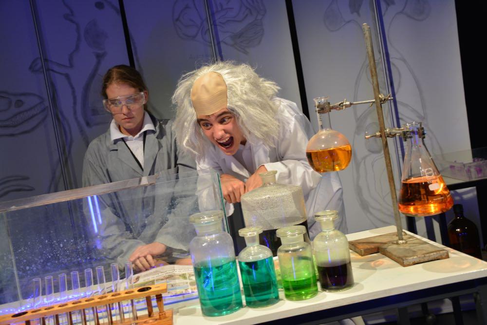 The Lab Rat 2